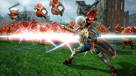 Hyrule Warriors screen shot 4