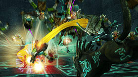 Hyrule Warriors screen shot 9