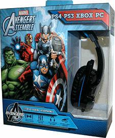 Avengers Headphones - Xbox 360 & PS3 Accessories