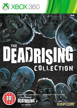 Dead Rising Collection Xbox 360 Cover Art
