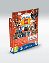 PlayStation Vita LEGO MEGA Pack with 8GB Memory Card Accessories