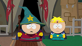 South Park: The Stick of Truth screen shot 3