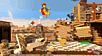 The LEGO Movie Videogame: Wild West Pack with Emmett Minifig - Only at GAME screen shot 2