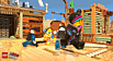The LEGO Movie Videogame: Wild West Pack with Emmett Minifig screen shot 3