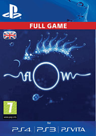 flOw PlayStation Network Cover Art