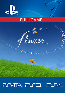 Flower PS4 PlayStation Network Cover Art