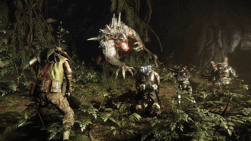 Evolve Screenshots