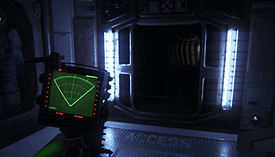 Alien: Isolation screen shot 2