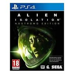 Alien: Isolation Standard Edition PlayStation 4 Cover Art