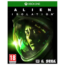 Alien: Isolation Xbox One Cover Art