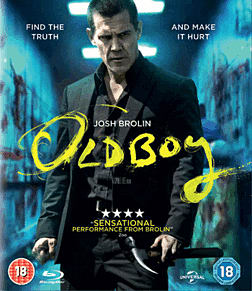 Old Boy Blu-Ray