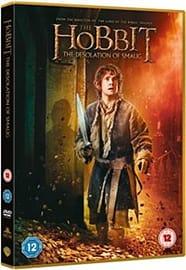 The Hobbit: The Desolation of Smaug DVD