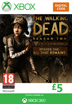 The Walking Dead: Season 2 - Episode 1 Xbox Live Cover Art