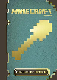 Minecraft: The Official Construction Handbook  Strategy Guides and Books