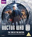Doctor Who: Time of the Doctor Blu-Ray
