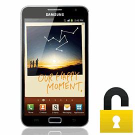 Preowned Samsung Galaxy Note N7000 16GB Black (Grade B) - Unlocked Electronics