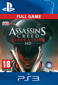 Assassin's Creed: Liberation HD PlayStation Network