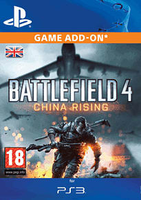 Battlefield 4: China Rising PlayStation Network Cover Art