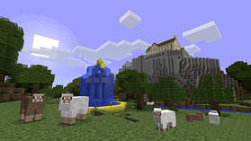 Minecraft: PlayStation 3 Edition screen shot 2