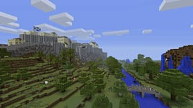 Minecraft: PlayStation 3 Edition screen shot 1