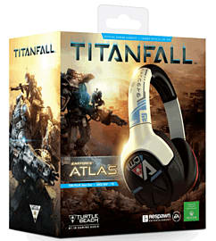 Titanfall Earforce Atlas Gaming Headset for Xbox One, Xbox 360 and PC Accessories