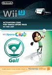 Wii Sports Club - Golf Wii U