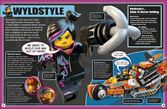 The LEGO Movie Essential Guide screen shot 1