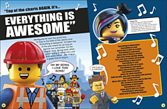 The LEGO Movie Essential Guide screen shot 4