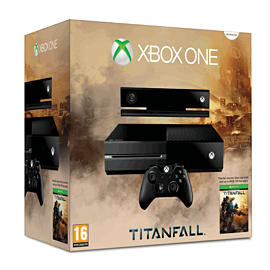 Xbox One Console with Kinect and Titanfall download