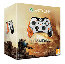 Xbox One Titanfall Wireless Controller Accessories