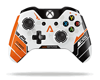 Xbox One Titanfall Wireless Controller - Only at GAME screen shot 1