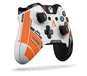 Xbox One Titanfall Wireless Controller - Only at GAME screen shot 2
