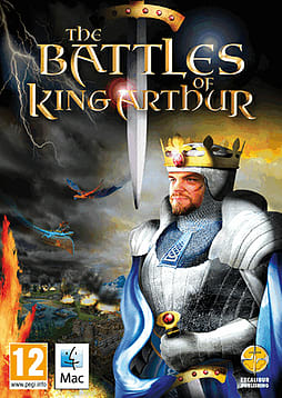 The Battles of King Arthur (MAC) Mac