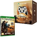 Titanfall with Xbox One Titanfall Wireless Controller - Only at GAME Xbox-One