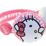 Hello Kitty Leo Headphones - Pink screen shot 9
