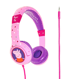 Peppa Pig Headphones - Peppa Hearts Purple screen shot 1