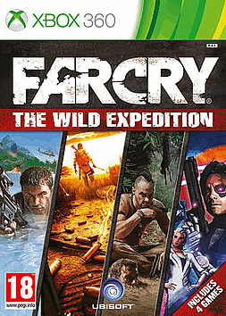 Far Cry: The Wild Expedition Xbox 360 Cover Art