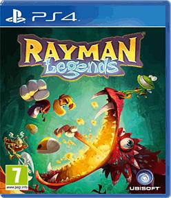 Rayman Legends PlayStation 4 Cover Art