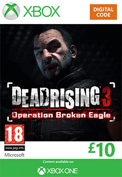 Dead Rising 3: Operation Broken Eagle Xbox Live