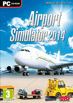 Airport Simulator 2014 PC Games