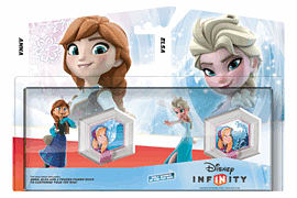 Disney INFINITY Frozen Toy Box Pack Toys and Gadgets