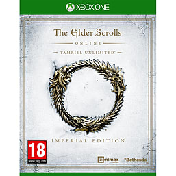 The Elder Scrolls Online: Tamriel Unlimited Imperial Edition - Only at GAME Xbox One Cover Art