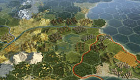 Sid Meier's Civilisation V - The Complete Edition screen shot 1