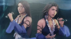 Final Fantasy X X-2 HD Remaster screen shot 2