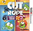 Cut the Rope: Triple Treats 3DS