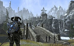 The Elder Scrolls Online screen shot 8