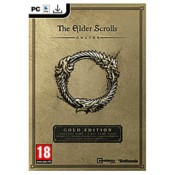 The Elder Scrolls Online Imperial Edition PC-Games Cover Art