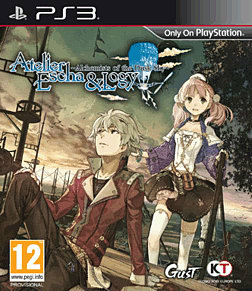 Atelier Escha & Logy: The Alchemist of Dusk Sky PlayStation 3