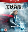 Thor: The Dark World (3D Blu-Ray) Blu-Ray