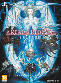 Final Fantasy XIV: A Realm Reborn Collector's Edition PlayStation 4